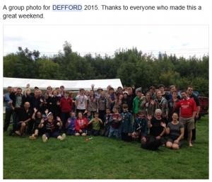 defford 2015